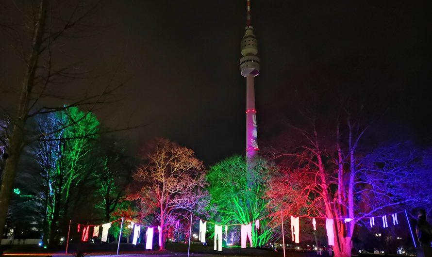 Winterleuchten Westfalenpark Dortmund